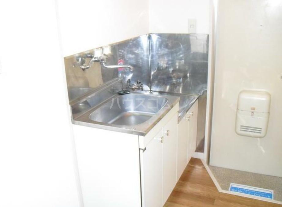 サンフラット羽沢 206号室のキッチン