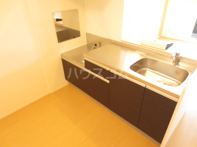 コーポスカイG 106号室のキッチン