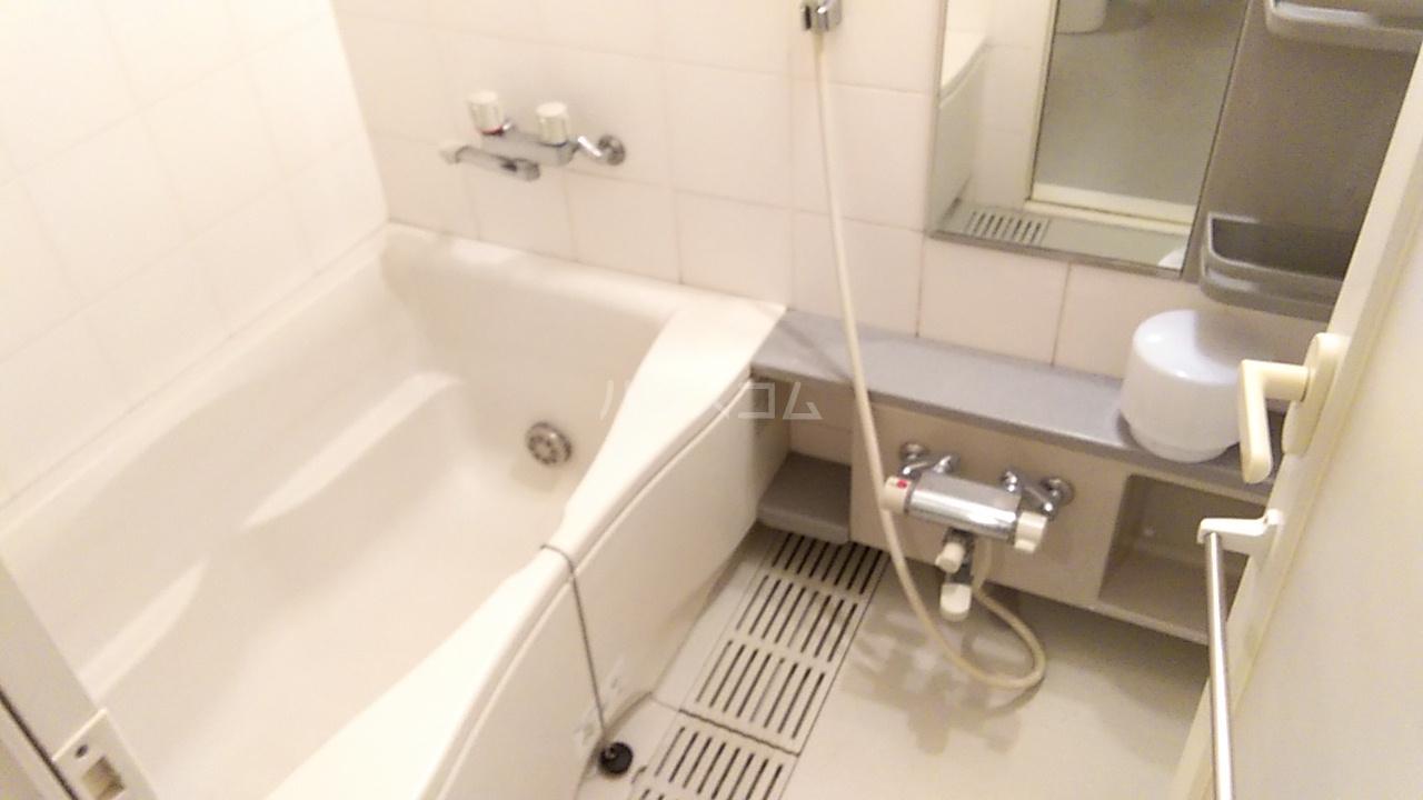 ラナイクラシコ 302号室の風呂