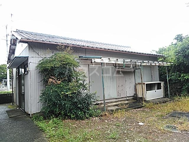 久保田借家の外観
