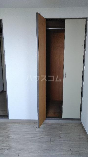 ヒルトップ覚王山 3C号室の収納