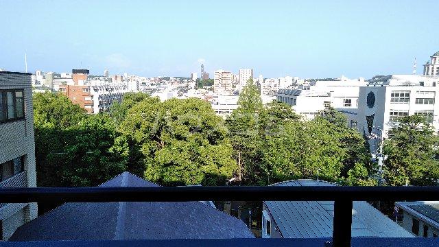 ヒルトップ覚王山 3C号室の景色