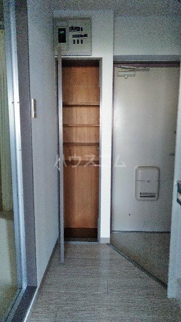 ヒルトップ覚王山 3C号室のエントランス