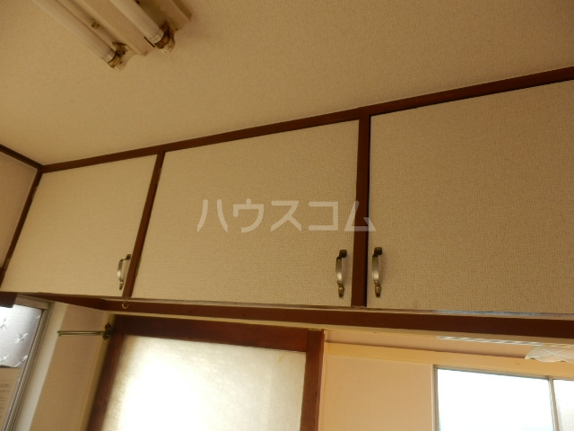 東荘 306号室の収納