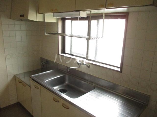エムハイツ桜木 101号室のキッチン
