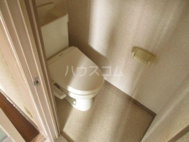エムハイツ桜木 101号室のトイレ