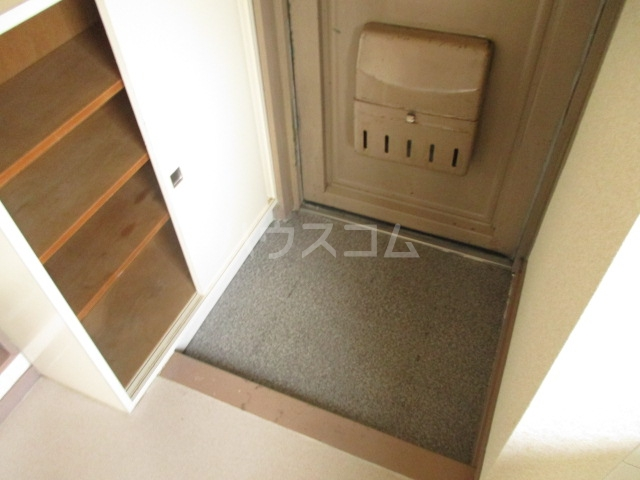 エムハイツ桜木 101号室の玄関