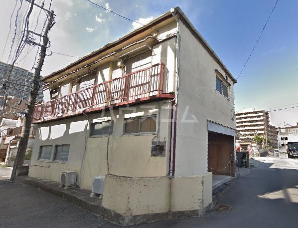 田村荘 206号室のエントランス