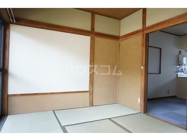 コーポオオクボ 201号室の居室