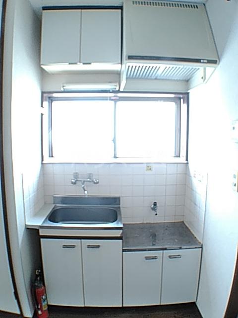 コーポ安野 203号室のキッチン