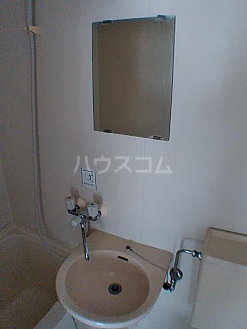 コーポ安野 203号室の洗面所