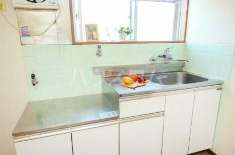 エランドール 301号室のキッチン
