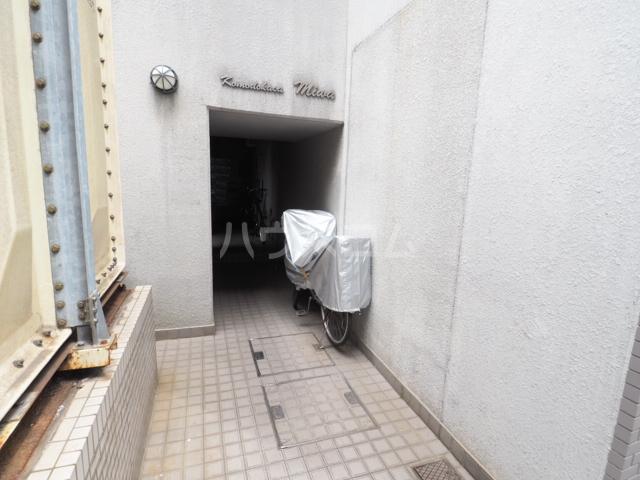 Komodokasa Miwa 601号室のエントランス