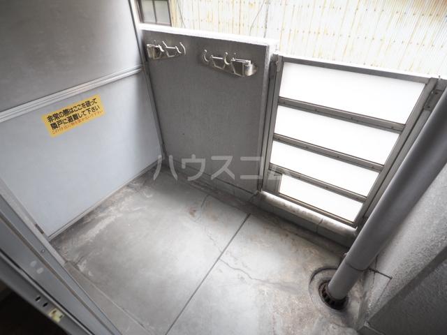 Komodokasa Miwa 601号室のバルコニー
