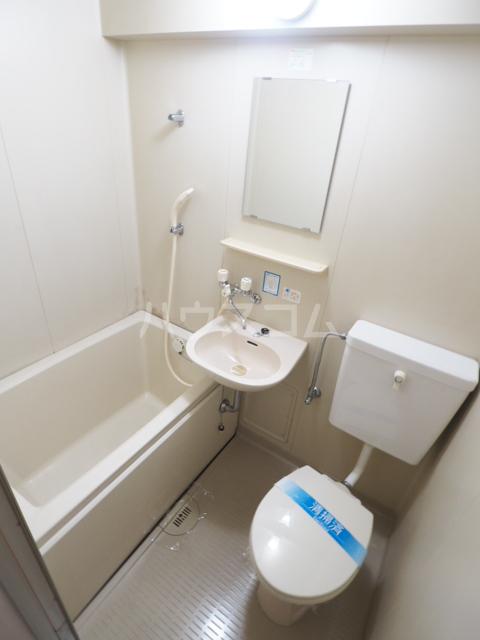 Komodokasa Miwa 601号室の風呂
