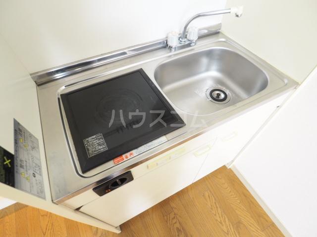 Komodokasa Miwa 601号室のキッチン