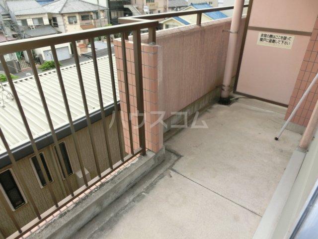 メゾンド徳川苑 301号室のバルコニー
