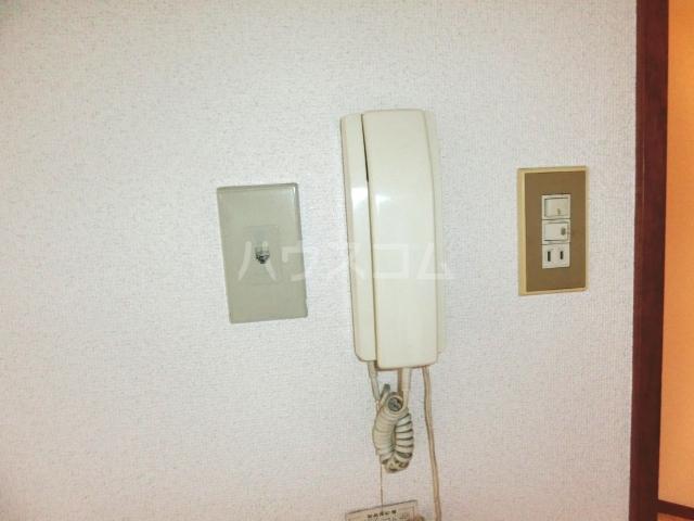 メゾンド徳川苑 301号室のセキュリティ