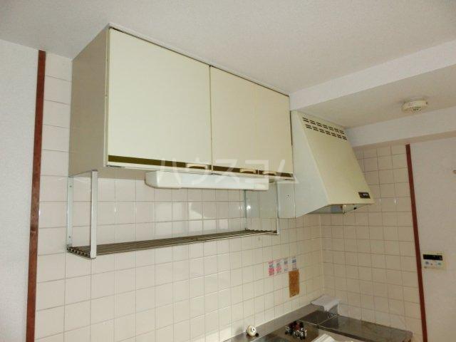 メゾンド徳川苑 301号室のキッチン