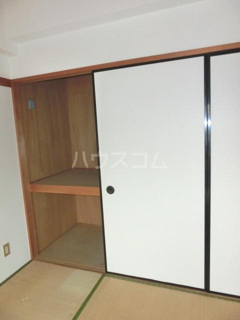 メゾンド徳川苑 301号室の収納