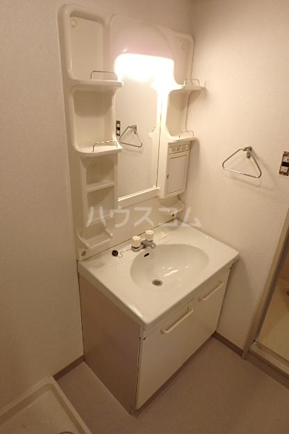 ロジェ・エスト 201号室の洗面所