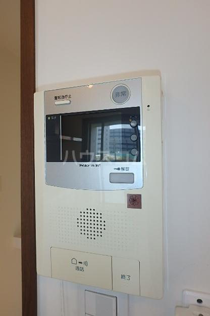 OHANA248 401号室のセキュリティ