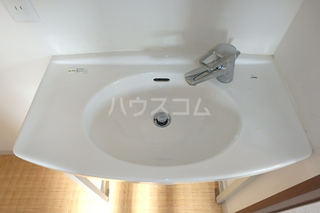 OHANA248 401号室の洗面所