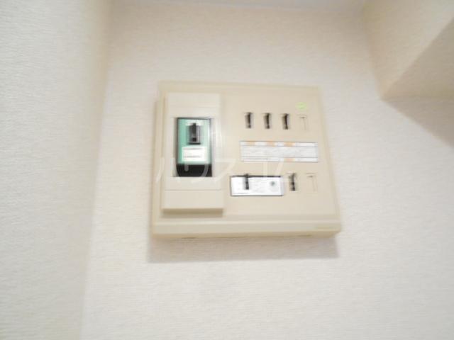 T's garden永山 416号室のロビー