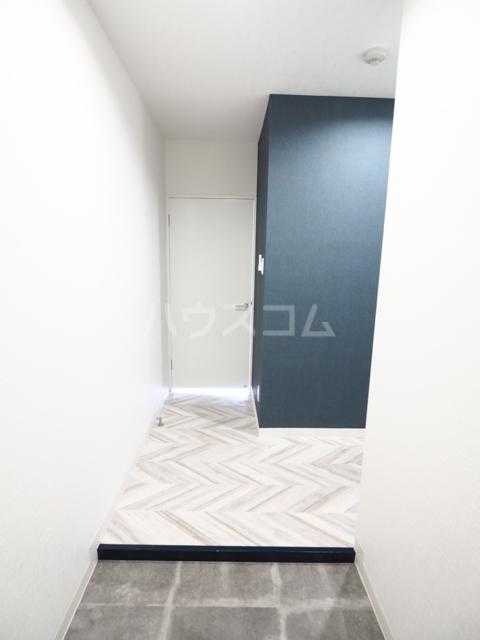 セキスイハイム徳川レジデンス 1206号室の玄関
