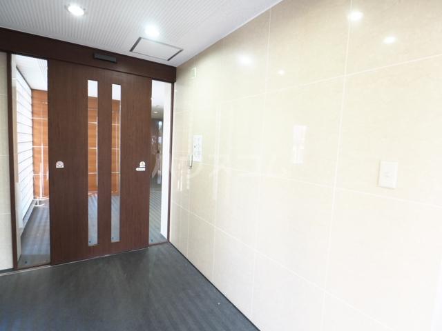 セキスイハイム徳川レジデンス 1206号室のエントランス