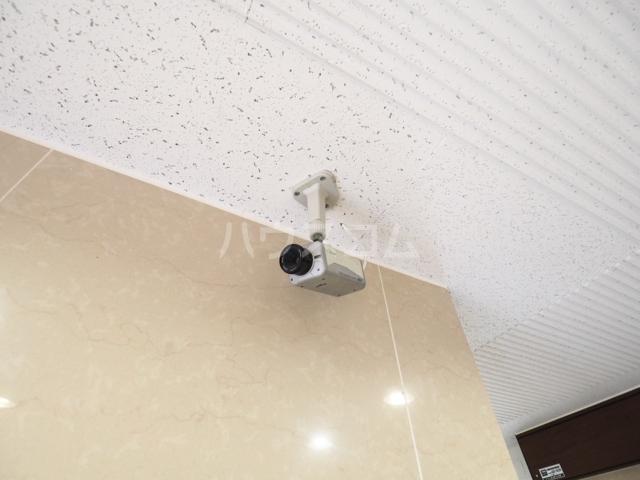 セキスイハイム徳川レジデンス 1206号室のセキュリティ