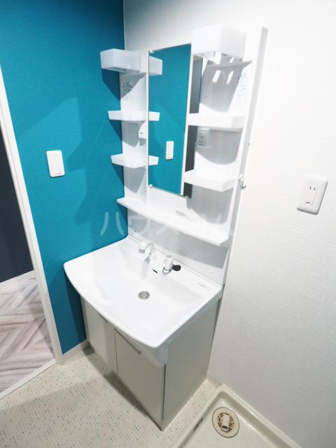 セキスイハイム徳川レジデンス 1206号室の洗面所