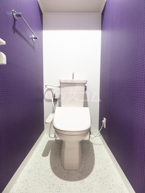セキスイハイム徳川レジデンス 1206号室のトイレ
