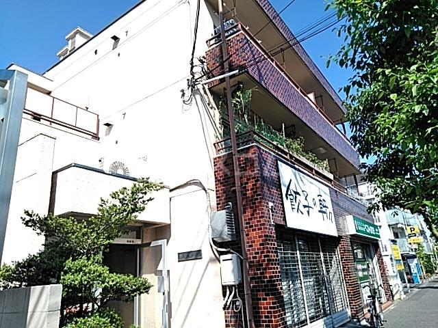 勝田コ-ポの外観