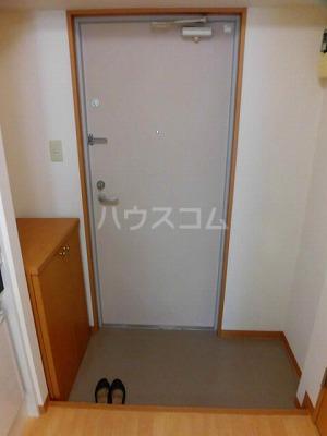 パワーク調布 305号室のセキュリティ