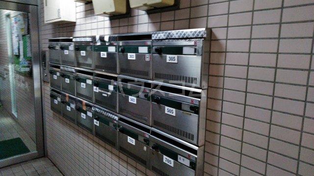 メゾン多摩 403号室のセキュリティ