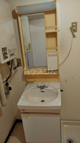メゾン多摩 403号室の洗面所