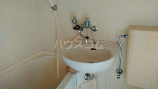 ジュネス田口 213号室の洗面所