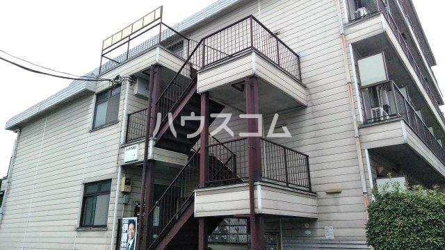 ジュネス田口 402号室のエントランス