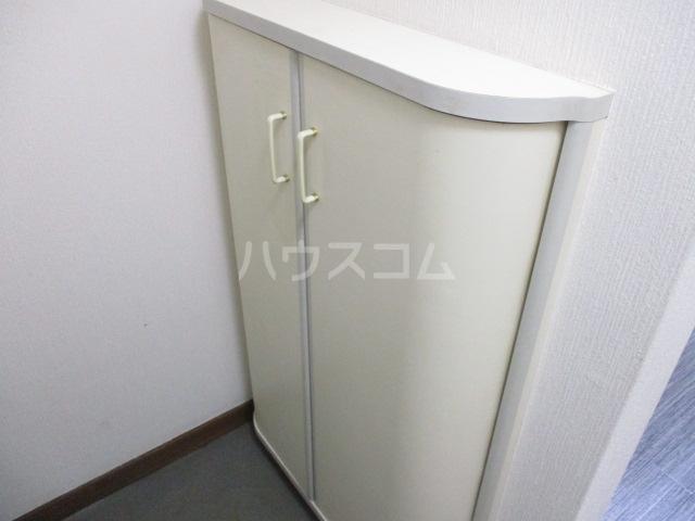 成城Ⅱ番館 201号室の収納