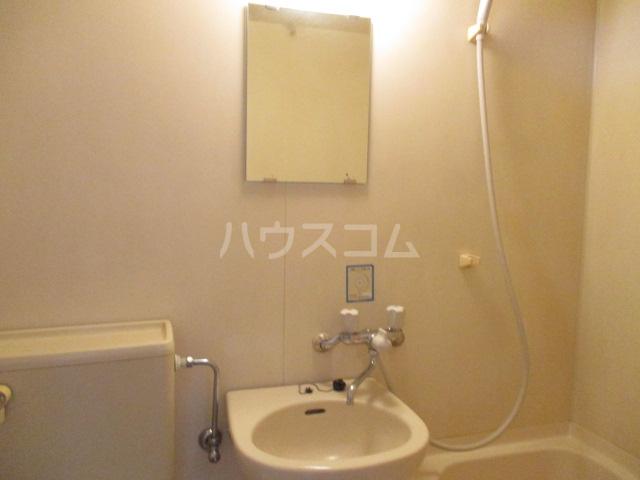 成城Ⅱ番館 201号室の洗面所