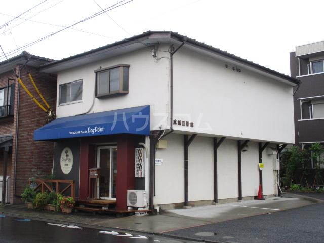 成城Ⅱ番館 201号室の外観