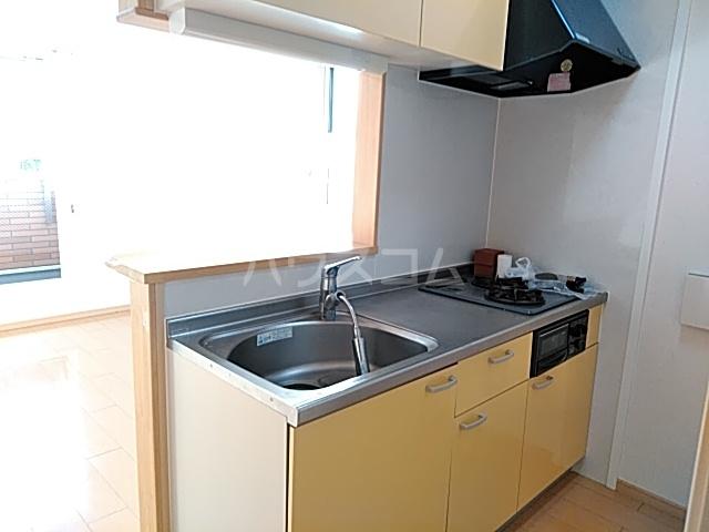 East Sakado 02040号室のキッチン