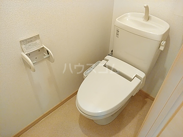 East Sakado 02040号室のトイレ