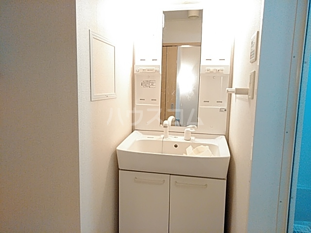 East Sakado 02040号室の洗面所