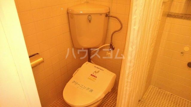 GSプラザ鶴見駅前 601号室のトイレ