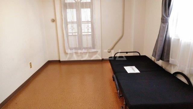 GSプラザ鶴見駅前 601号室のベッドルーム