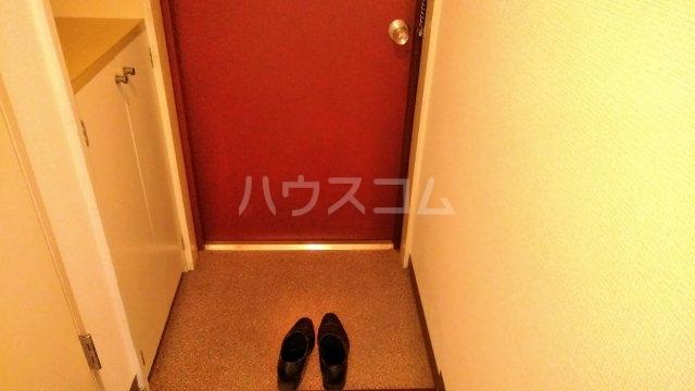 GSプラザ鶴見駅前 601号室の玄関