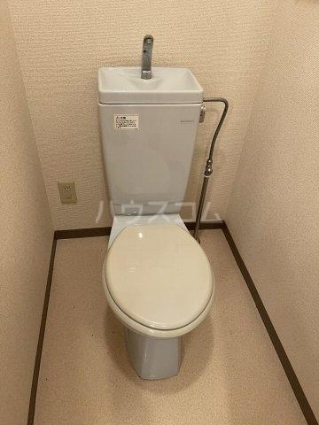 セリーシアビズミーム白壁 4B号室の洗面所