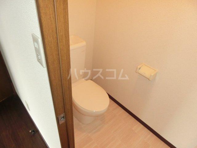 アンシャンテ車道 503号室のトイレ